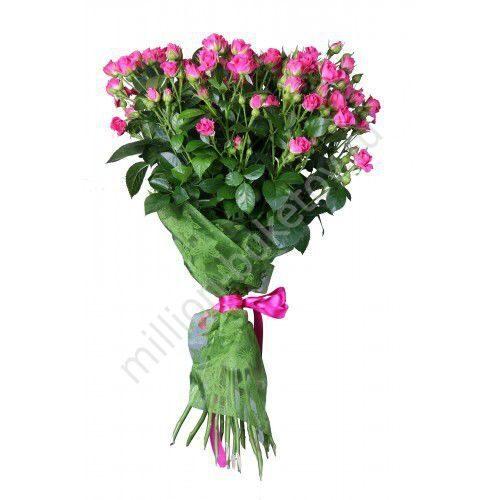Кустовые розы фото букеты