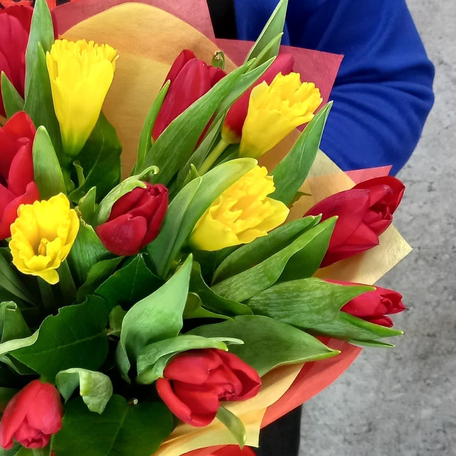 Луковицы тюльпаны купить москва заказ цветов интернет тюмени